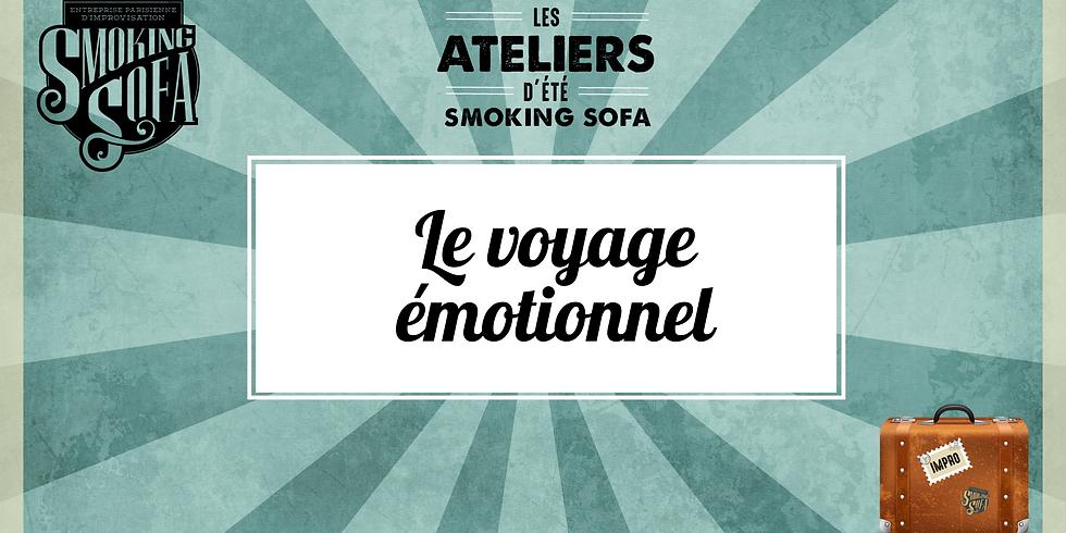 Atelier d'été Smoking Sofa : Le voyage émotionnel