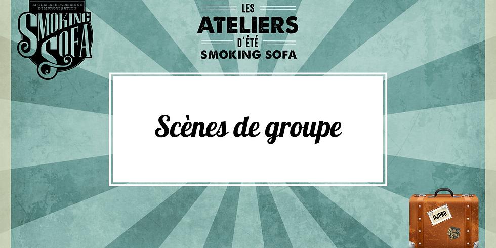 Atelier d'été Smoking Sofa : Scènes de groupe
