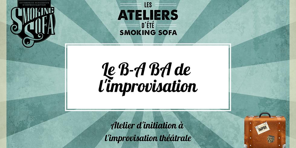 Atelier d'été Smoking Sofa : Le B-A BA de l'improvisation