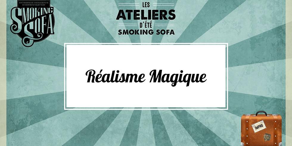 Atelier d'été Smoking Sofa : Réalisme Magique