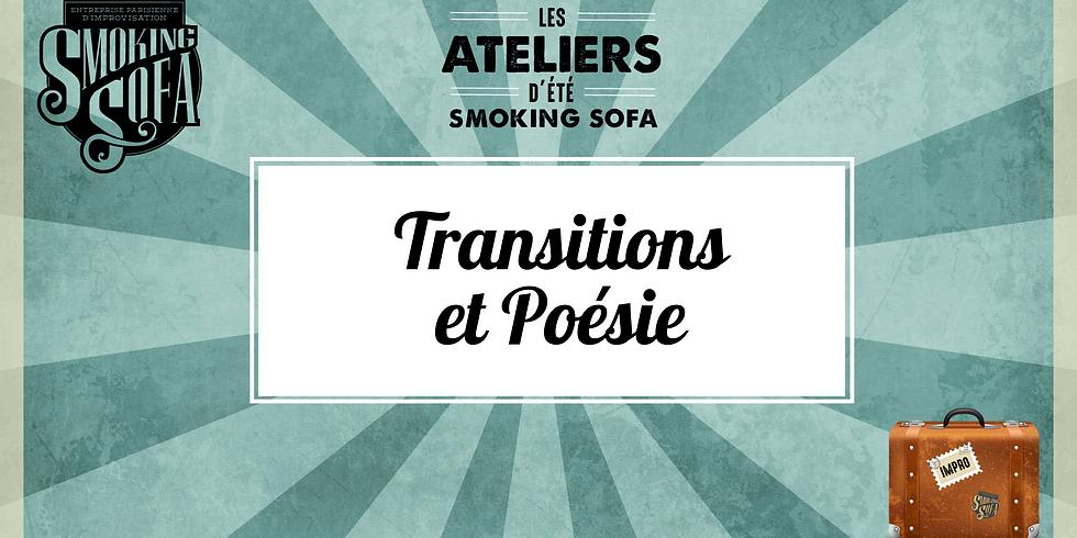 Atelier d'été Smoking Sofa : Transitions et Poésie