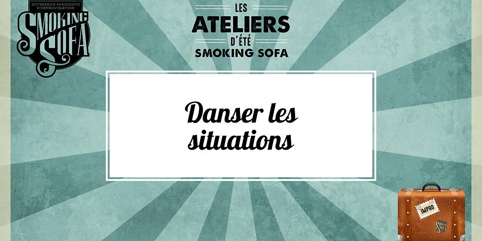 Atelier d'été Smoking Sofa : Danser les situations