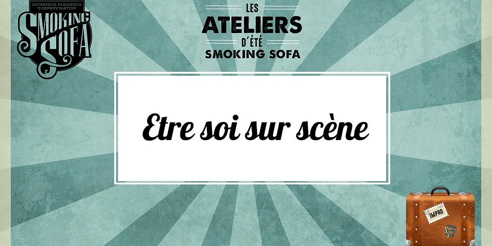 Atelier d'été Smoking Sofa : Etre soi sur scène