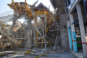 Scaffolding Collapse photo 3.JPG