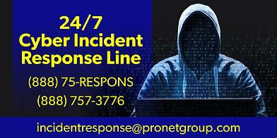 Cyber Incident Hotline