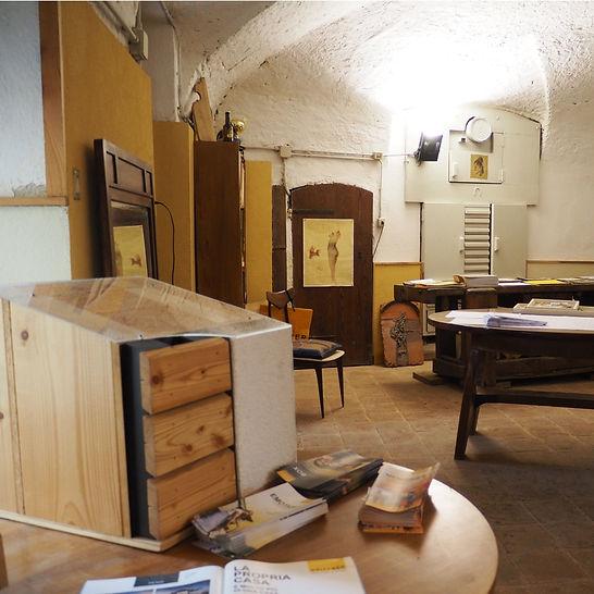 Delbosco Casa - lo studio