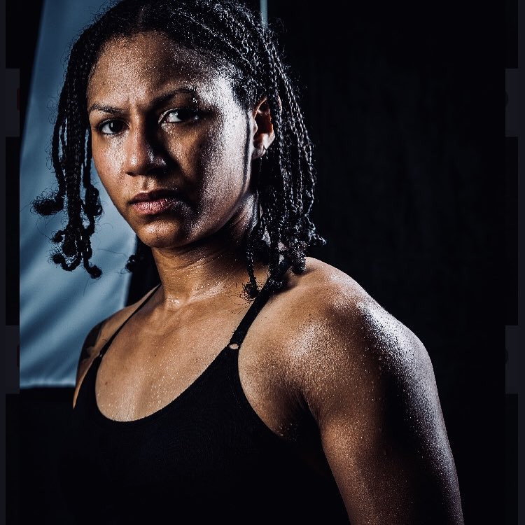 Helen Peralta, BKFC 7, Bare Knuckle FC 7, LJ Photography