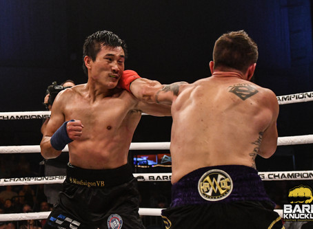 Dat Nguyen learned that his latest opponent was a guy he added on Facebook month before fight