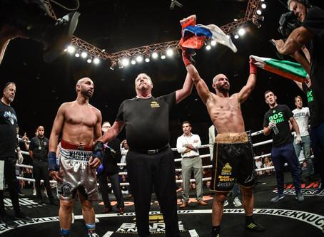 Artem Lobov Defeats Paulie Malignaggi via Unanimous Decision in BKFC 6 headliner