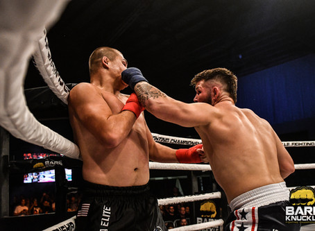 """""""Redneck"""" David Mundell: """"I want to be a champion in both BKFC and the UFC"""""""