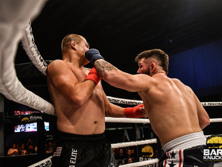 """Redneck"" David Mundell: ""I want to be a champion in both BKFC and the UFC"""