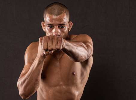 """Abdiel Velazquez:  """"Reggie and I have been trying to fight since the beginning"""" - Meet at BKFC 12"""