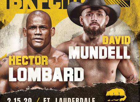 Cuban Sensation Hector Lombard Battles Hard-Hitting David Mundell in BKFC 10 Main Event