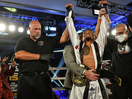 """Luis Palomino on Tyler Goodjohn BKFC 18 title bout: """"I don't pick and choose who I fight"""""""