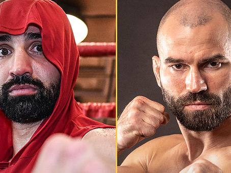 Fighters predict Paulie Malginaggi vs. Artem Lobov