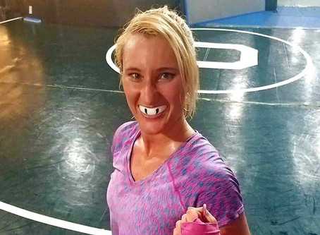 """Calie Cutler on Christine Ferea BKFC 12 bout: """"It's going to be a test of will, she's no joke"""""""