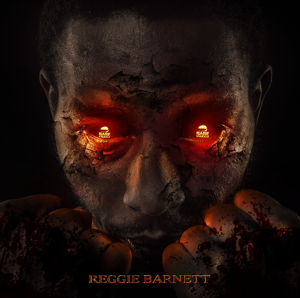 Reggie Barnett Jr - Artwork by Stacy Forsyth