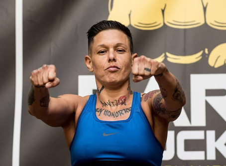 Women's Title Fight Between Christine Ferea & Britain Hart Part Of BKFC 5 Fight Card
