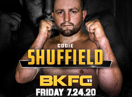 Codie Shuffield:  Bare knuckle is made for Mississippi
