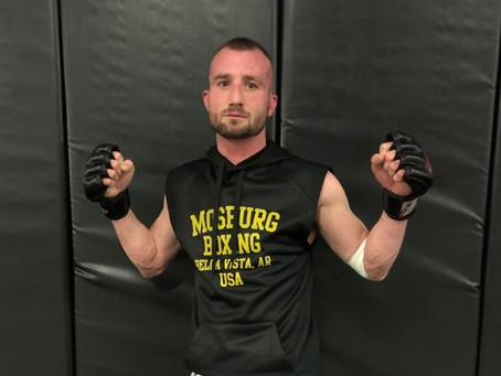 Miles McDonald eager to step inside squared circle in bare knuckle debut at BKFC 11