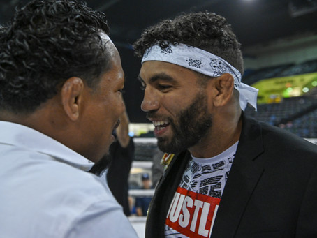 "Jim Alers: ""I blessed Luis Palomino with the opportunity to get a free title shot"""