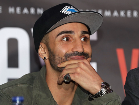 Paul Malignaggi signs exclusive deal with Bare Knuckle Fighting Championship