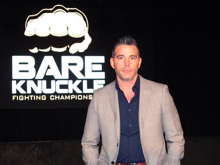 BKFC President David Feldman talks KnuckleMania, Paige Van Zant, Shaq & Rankings