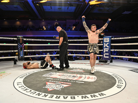 Brad Kelly - Defense is key to defeating Elvin Brito at BKFC 16, details bare knuckle dream fights