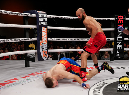 """Kenny Licea:  """"Every time you step into the cage or the ring, you are fighting for your life"""""""