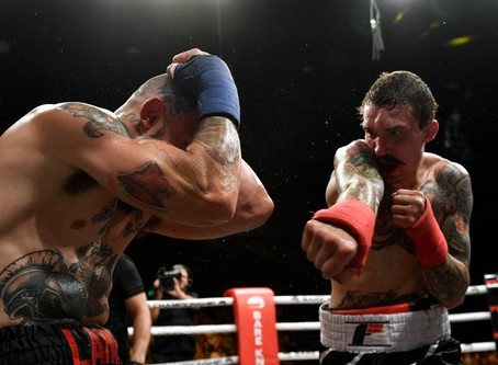 Tom Shoaff aims to make Joe Elmore regret signing contract to fight at BKFC 12