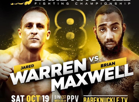 """Brian Maxwell feels bare knuckle is his calling, names BKFC """"home"""""""