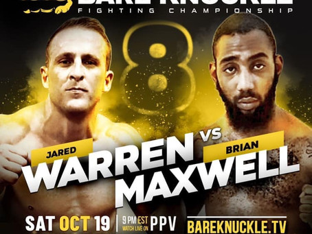 "Brian Maxwell feels bare knuckle is his calling, names BKFC ""home"""