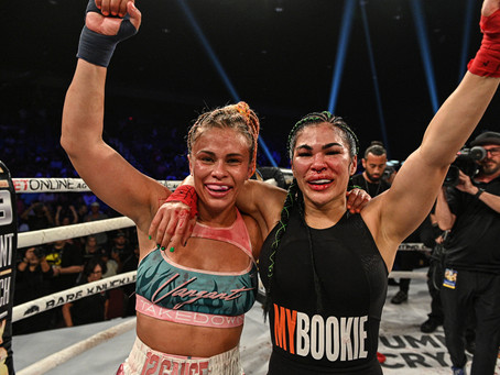 Rachael Ostovich evens the score with Paige VanZant, full BKFC 19 results here