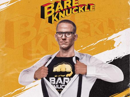 "Harris Stephenson - ""The Clark Kent of Bare Knuckle"""