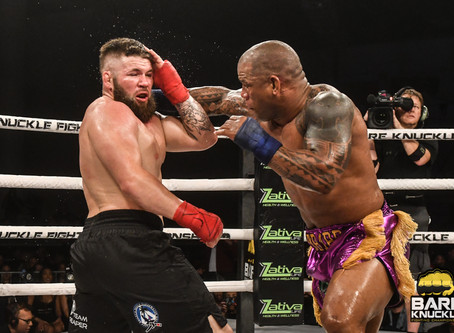 Hector Lombard defeats David Mundell by unanimous decision in BKFC 10 main event
