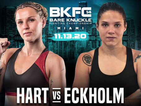 "Randine Eckholm:  ""She's a tough opponent and I'm sure they are trying to feed me to her"""
