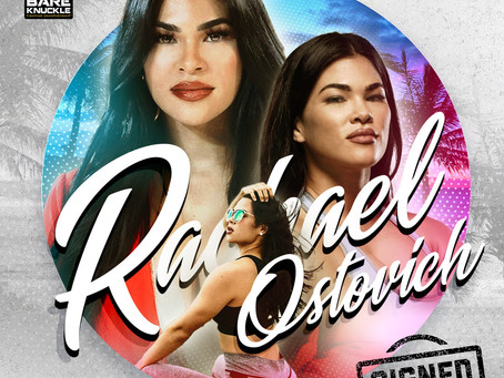 Rachael Ostovich is latest former UFC star to sign with BKFC