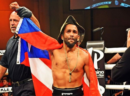 """Elvin Brito:  """"I'm trying to bring bare knuckle to Puerto Rico"""""""