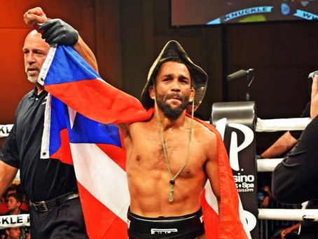 "Elvin Brito:  ""I'm trying to bring bare knuckle to Puerto Rico"""