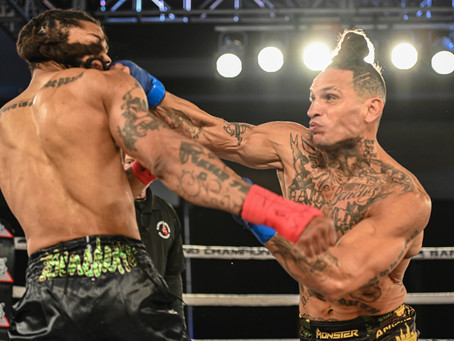 World's fastest combat sports KO reconnects Uly Diaz with biological father - Watch him at BKFC 18