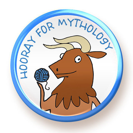 Mythology - magnet
