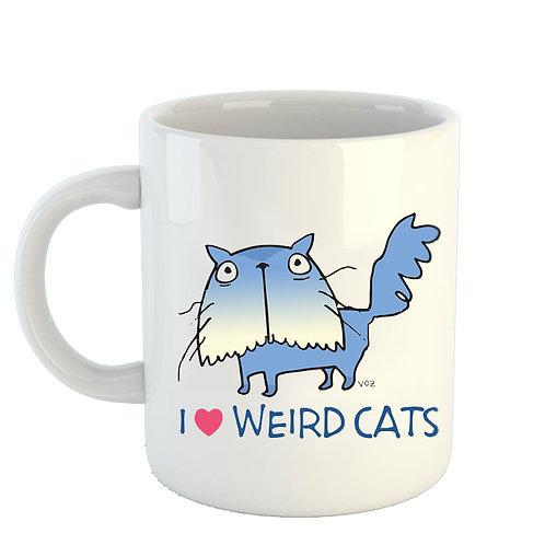 Weird Cats