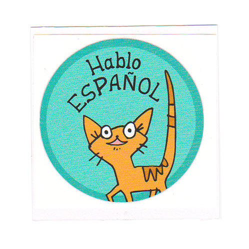 Espanol - sticker