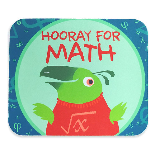Math - mousepad