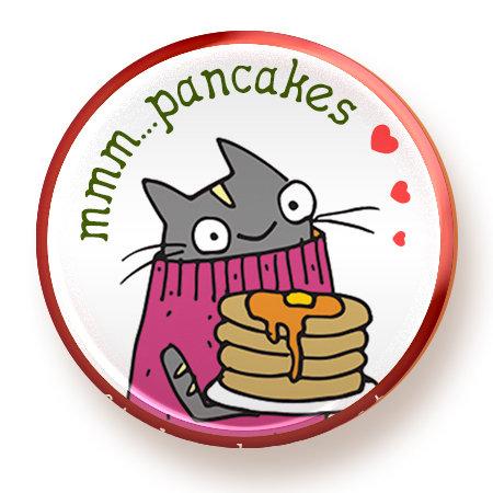 Pancakes - magnet