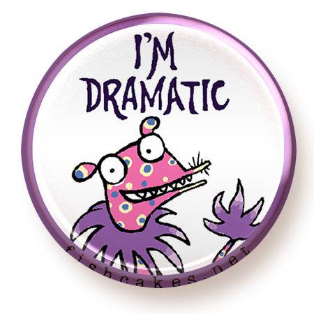 Dramatic - magnet
