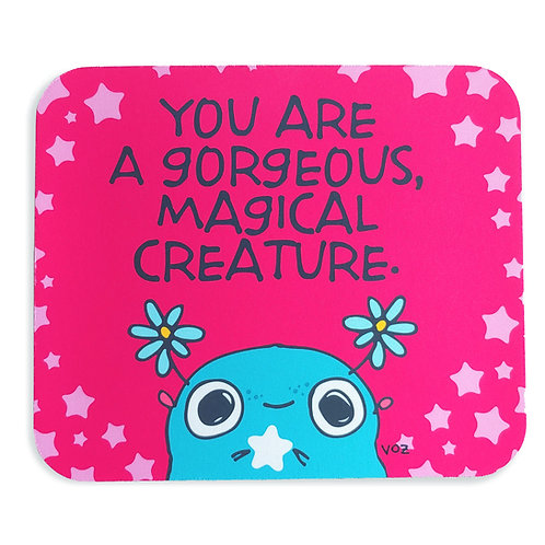 Gorgeous & Magical - mousepad