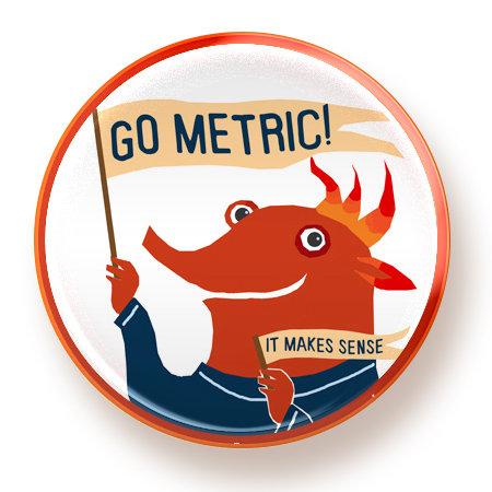 Metric - magnet