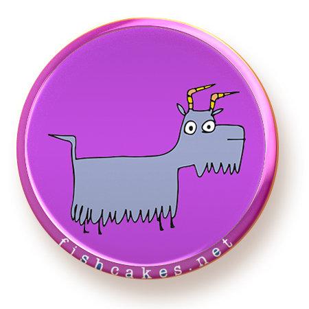 Goat - magnet