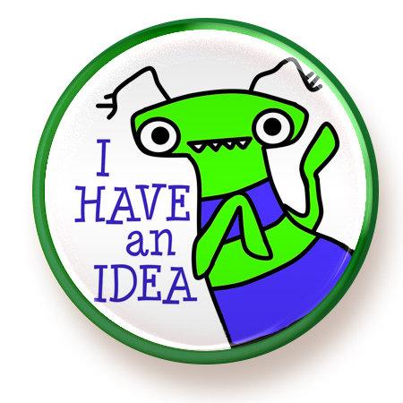 Idea - magnet
